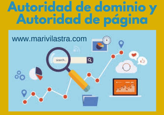 AUTORIDAD DE DOMINIO Y AUTORIDAD DE PÁGINA