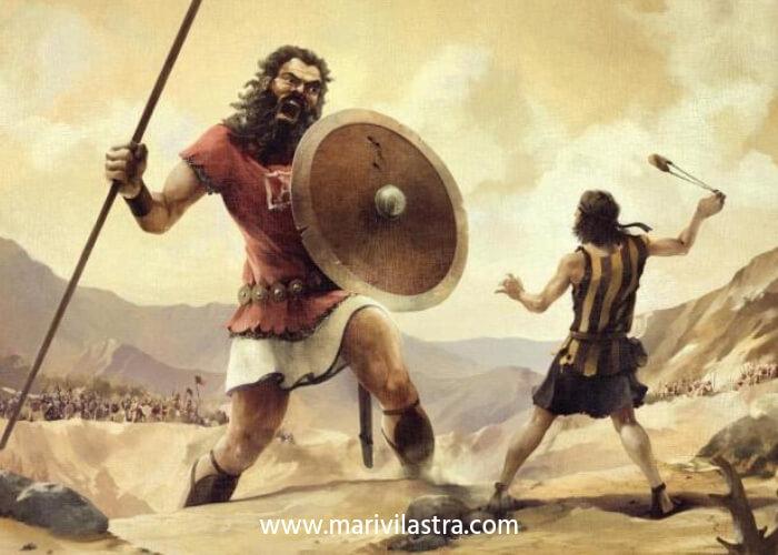 david contra goliat