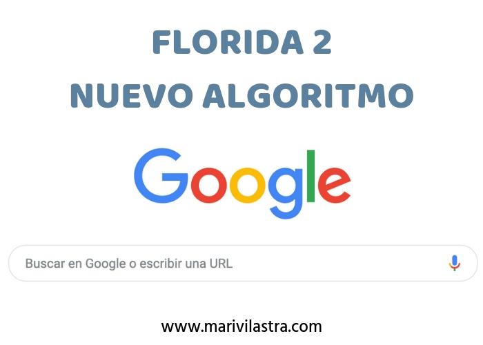 florida 2 actualizacion del algoritmo de google