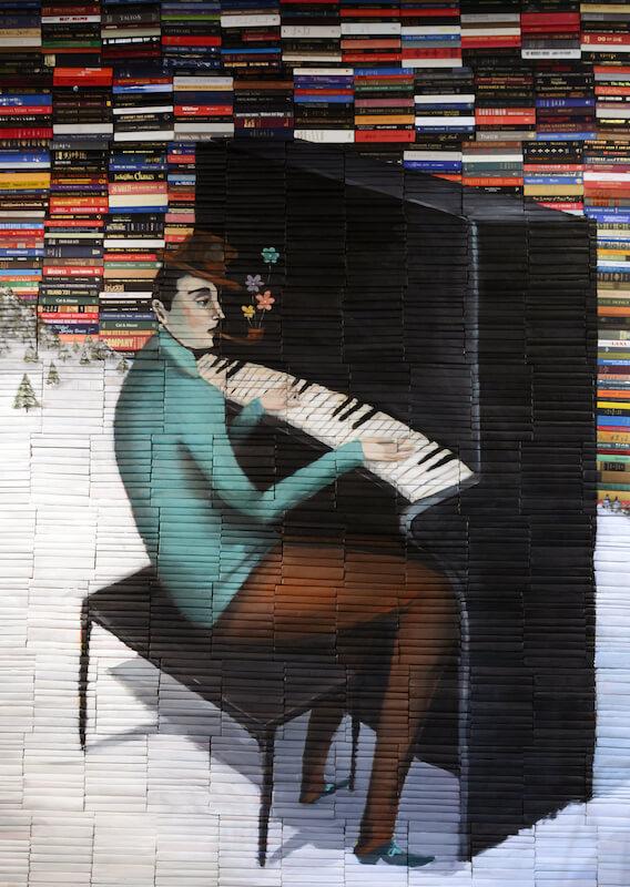 mike stilkey libros por amor al arte
