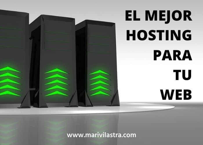el mejor hosting para tu web